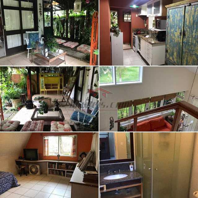13 - Casa em Condomínio 3 quartos à venda Vargem Grande, Rio de Janeiro - R$ 590.000 - PECN30343 - 15