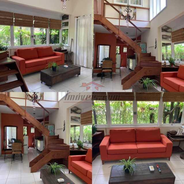 14 - Casa em Condomínio 3 quartos à venda Vargem Grande, Rio de Janeiro - R$ 590.000 - PECN30343 - 12