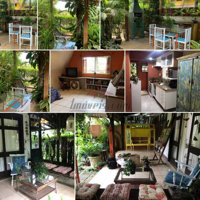 15 - Casa em Condomínio 3 quartos à venda Vargem Grande, Rio de Janeiro - R$ 590.000 - PECN30343 - 16