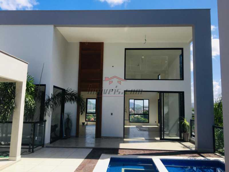 1 - Casa em Condomínio 5 quartos à venda Anil, Rio de Janeiro - R$ 1.900.000 - PECN50031 - 1