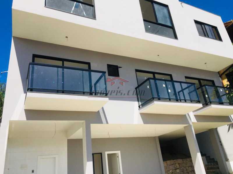 2 - Casa em Condomínio 5 quartos à venda Anil, Rio de Janeiro - R$ 1.900.000 - PECN50031 - 3