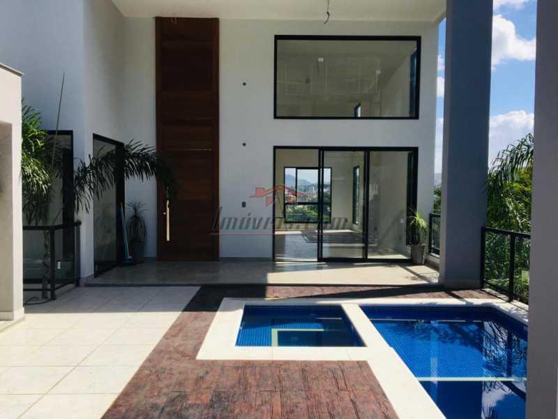 3 - Casa em Condomínio 5 quartos à venda Anil, Rio de Janeiro - R$ 1.900.000 - PECN50031 - 4