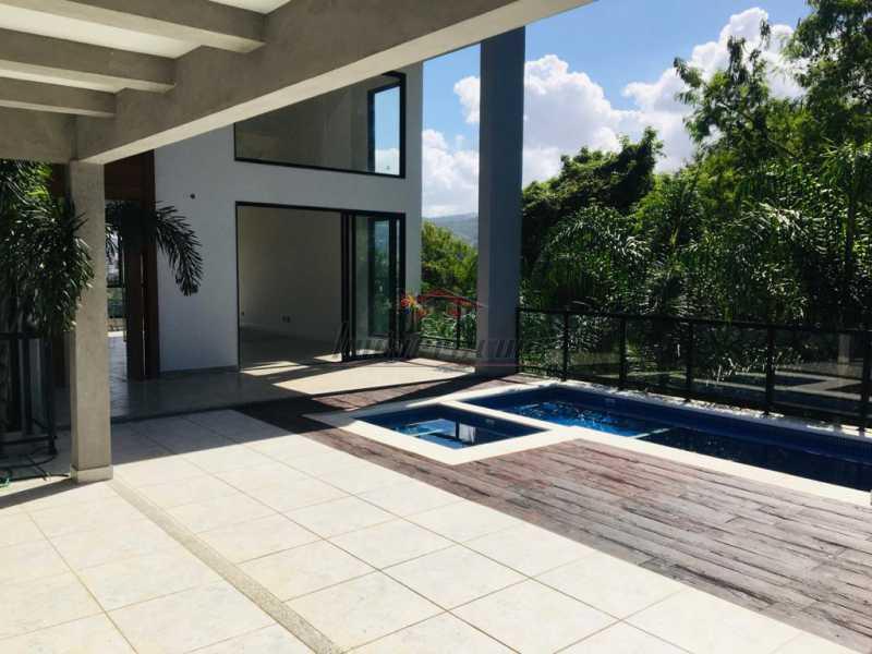 5 - Casa em Condomínio 5 quartos à venda Anil, Rio de Janeiro - R$ 1.900.000 - PECN50031 - 6