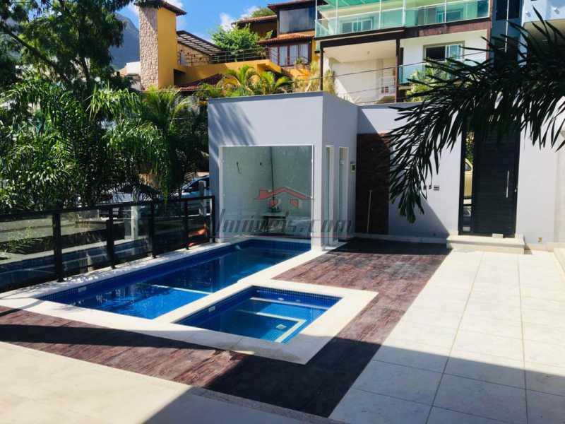 6 - Casa em Condomínio 5 quartos à venda Anil, Rio de Janeiro - R$ 1.900.000 - PECN50031 - 7