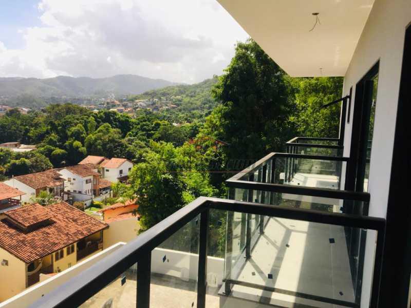 7 2 - Casa em Condomínio 5 quartos à venda Anil, Rio de Janeiro - R$ 1.900.000 - PECN50031 - 8
