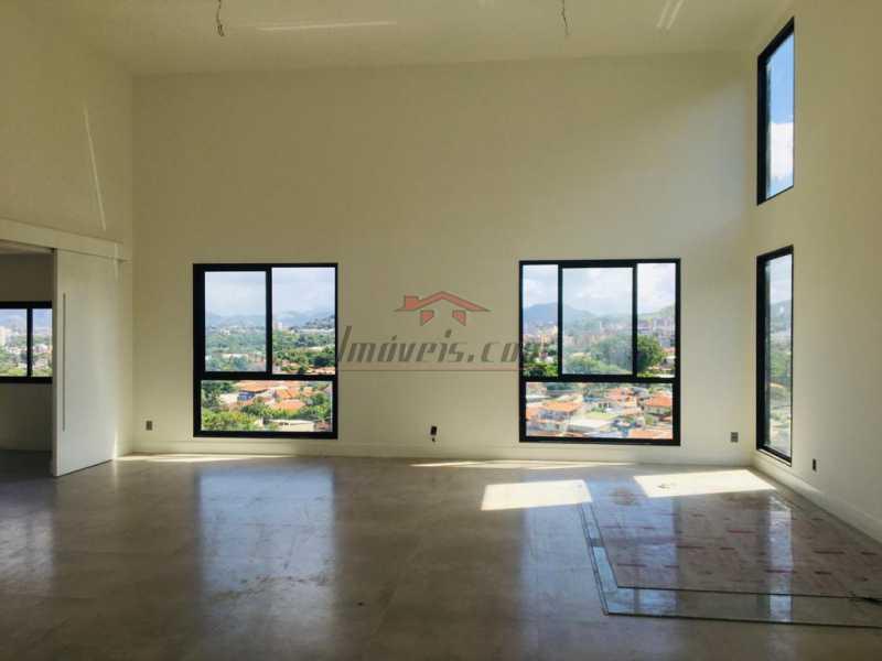 19 - Casa em Condomínio 5 quartos à venda Anil, Rio de Janeiro - R$ 1.900.000 - PECN50031 - 21