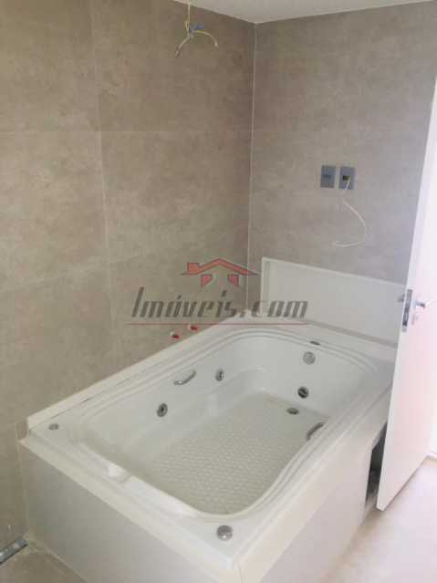 24 - Casa em Condomínio 5 quartos à venda Anil, Rio de Janeiro - R$ 1.900.000 - PECN50031 - 26