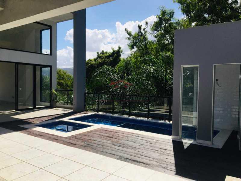 27 - Casa em Condomínio 5 quartos à venda Anil, Rio de Janeiro - R$ 1.900.000 - PECN50031 - 29