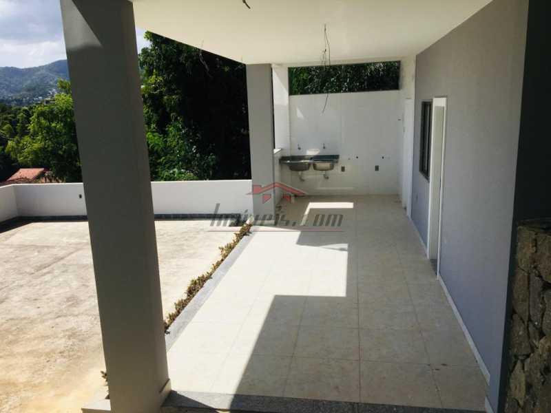 28 - Casa em Condomínio 5 quartos à venda Anil, Rio de Janeiro - R$ 1.900.000 - PECN50031 - 30