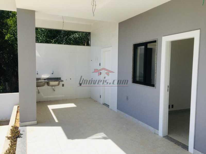 29 - Casa em Condomínio 5 quartos à venda Anil, Rio de Janeiro - R$ 1.900.000 - PECN50031 - 31