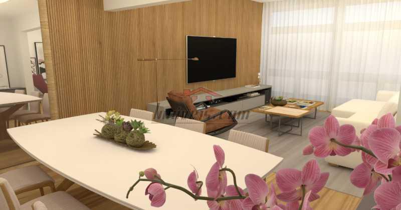 7 - Cobertura 2 quartos à venda Recreio dos Bandeirantes, Rio de Janeiro - R$ 890.000 - PECO20067 - 9