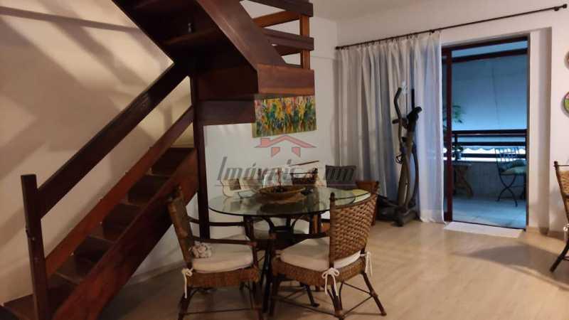 1 - Cobertura 2 quartos à venda Recreio dos Bandeirantes, Rio de Janeiro - R$ 900.000 - PECO20068 - 1