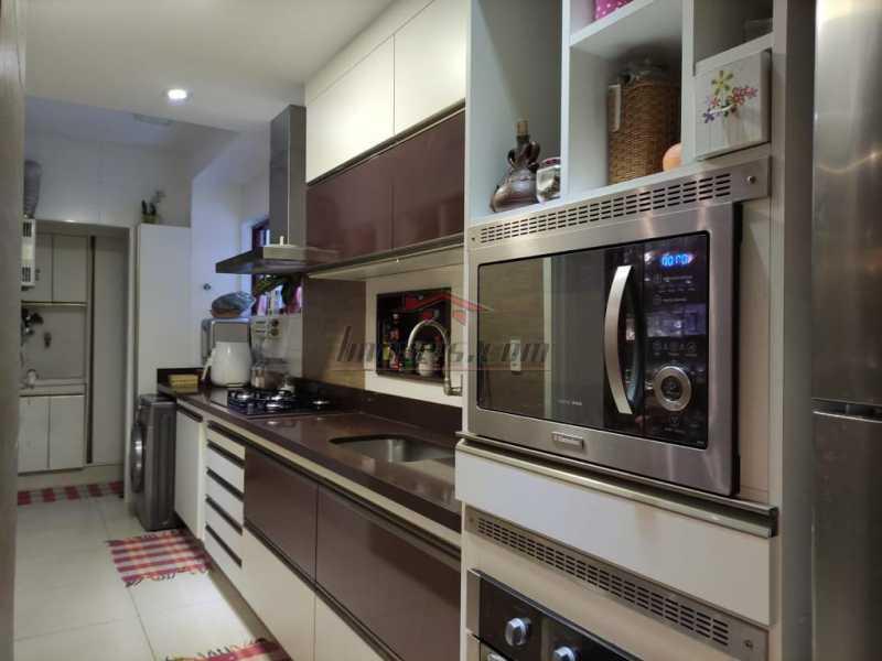 20 - Cobertura 2 quartos à venda Recreio dos Bandeirantes, Rio de Janeiro - R$ 900.000 - PECO20068 - 19