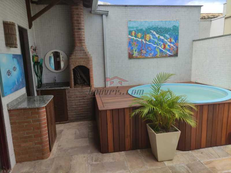 32 - Cobertura 2 quartos à venda Recreio dos Bandeirantes, Rio de Janeiro - R$ 900.000 - PECO20068 - 30