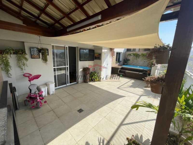 7b44cd08-5efd-4fbd-9f1c-6e7812 - Cobertura 3 quartos à venda Taquara, Rio de Janeiro - R$ 599.000 - PECO30161 - 7