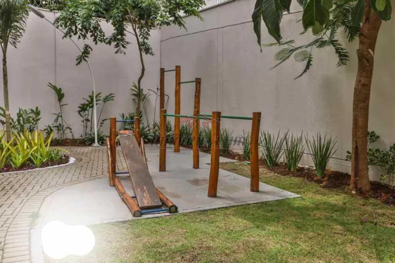 e03f1c92-f6d2-40b9-a83a-4bb49a - Cobertura 3 quartos à venda Taquara, Rio de Janeiro - R$ 599.000 - PECO30161 - 22