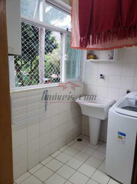 bcde7c4e-1631-45a5-8ac9-cdbb00 - Apartamento 3 quartos à venda Anil, Rio de Janeiro - R$ 480.000 - PEAP30870 - 24