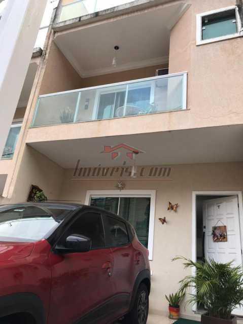 1 - Casa em Condomínio 3 quartos à venda Jacarepaguá, Rio de Janeiro - R$ 420.000 - PECN30347 - 1