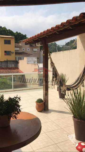 13 - Casa em Condomínio 3 quartos à venda Jacarepaguá, Rio de Janeiro - R$ 420.000 - PECN30347 - 14