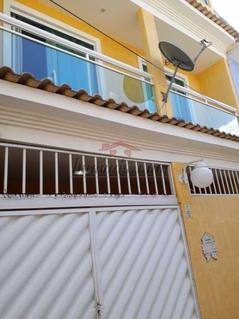 23 - Casa de Vila 2 quartos à venda Praça Seca, BAIRROS DE ATUAÇÃO ,Rio de Janeiro - R$ 250.000 - PECV20088 - 3
