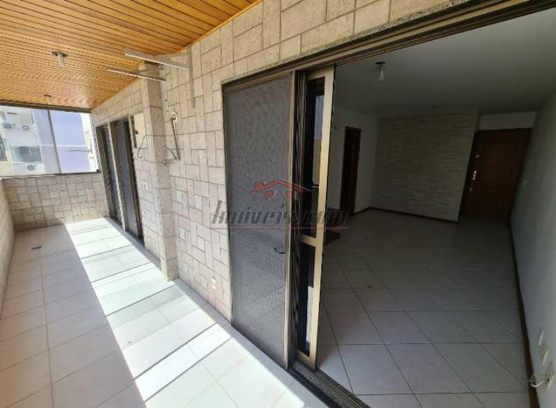 d0c4a844-fe3d-44df-91fa-586cb3 - Apartamento 3 quartos à venda Recreio dos Bandeirantes, Rio de Janeiro - R$ 593.500 - PEAP30881 - 25