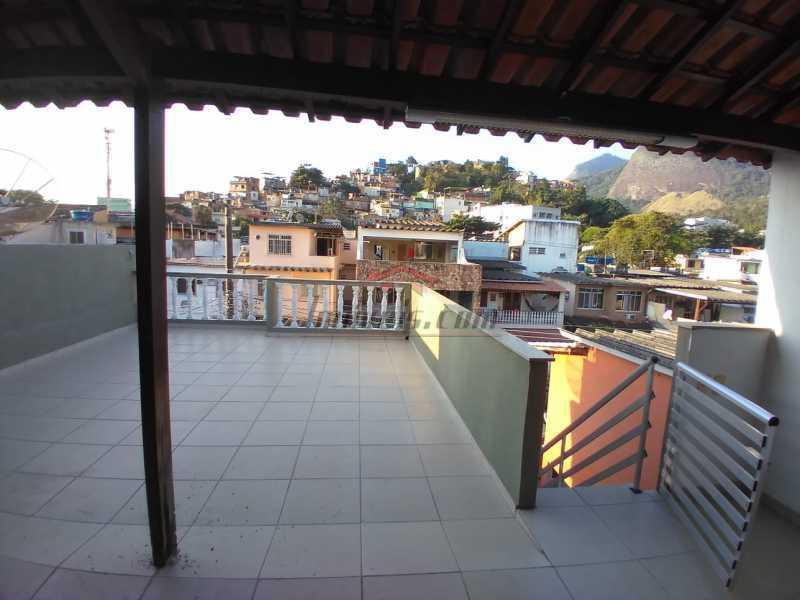 1 - Casa em Condomínio 3 quartos à venda Anil, Rio de Janeiro - R$ 550.000 - PECN30355 - 1