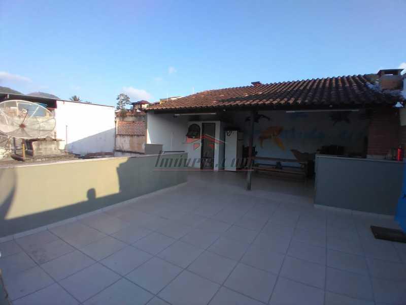 2 - Casa em Condomínio 3 quartos à venda Anil, Rio de Janeiro - R$ 550.000 - PECN30355 - 3