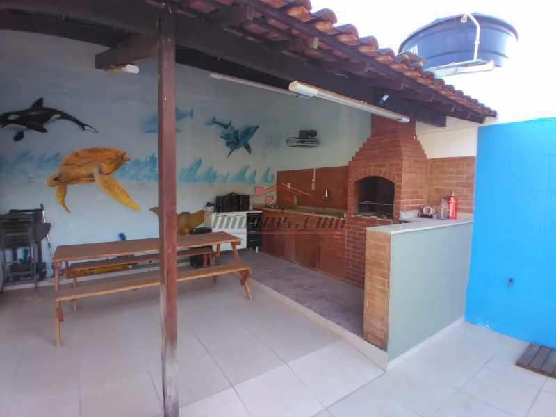 3 - Casa em Condomínio 3 quartos à venda Anil, Rio de Janeiro - R$ 550.000 - PECN30355 - 4