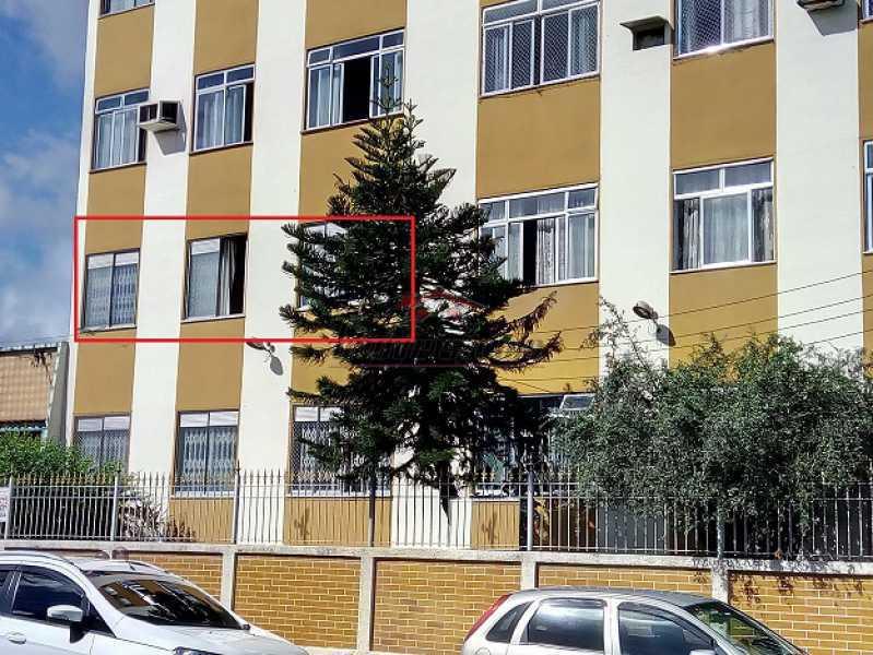 02 - Janelas do Imóvel - Apartamento 3 quartos - Campinho - PEAP30886 - 3