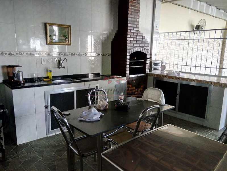 31 - Cozinha e Churrasqueira d - Apartamento 3 quartos - Campinho - PEAP30886 - 15