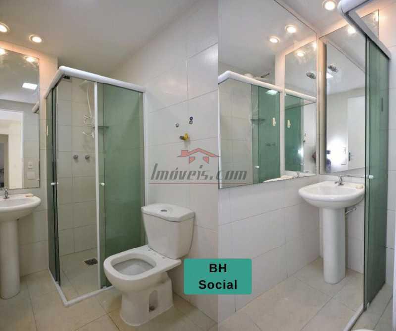 15 - Apartamento 2 quartos à venda Tanque, Rio de Janeiro - R$ 205.000 - PEAP22187 - 17
