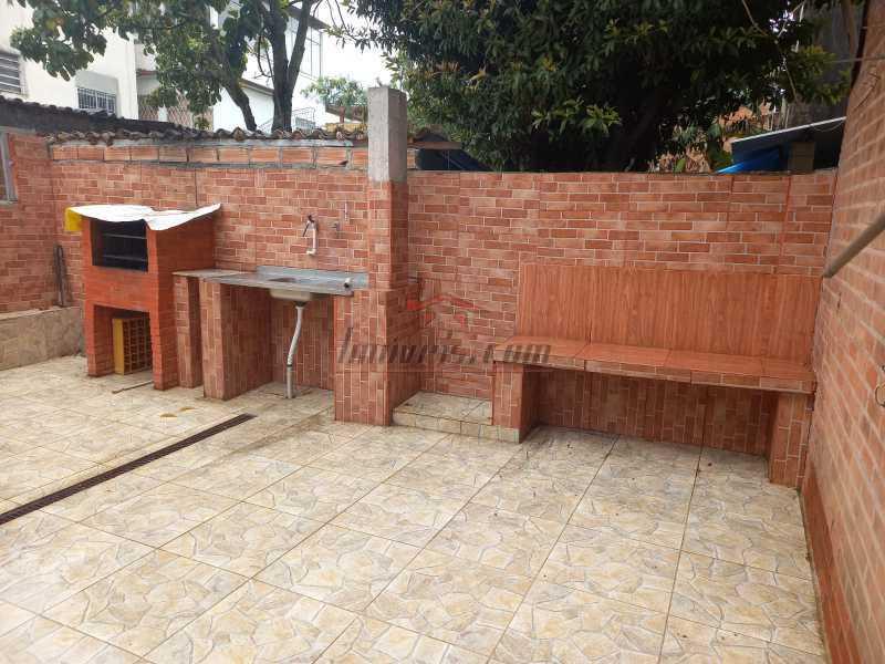 4386d082-1267-451a-8743-97fe63 - Excelente casa em vila 4 quartos - Cascadura - PECV40015 - 29