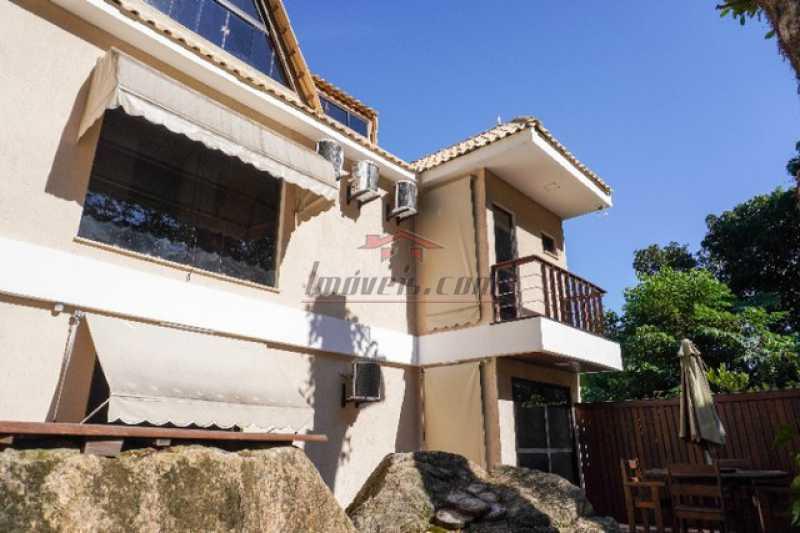 1 - Casa em Condomínio 4 quartos à venda Barra da Tijuca, BAIRROS DE ATUAÇÃO ,Rio de Janeiro - R$ 1.800.000 - PECN40141 - 1