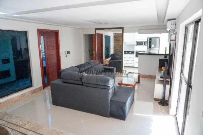 2 - Casa em Condomínio 4 quartos à venda Barra da Tijuca, BAIRROS DE ATUAÇÃO ,Rio de Janeiro - R$ 1.800.000 - PECN40141 - 3