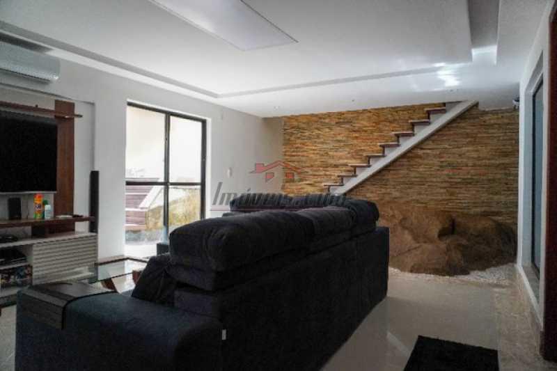 3 - Casa em Condomínio 4 quartos à venda Barra da Tijuca, BAIRROS DE ATUAÇÃO ,Rio de Janeiro - R$ 1.800.000 - PECN40141 - 4
