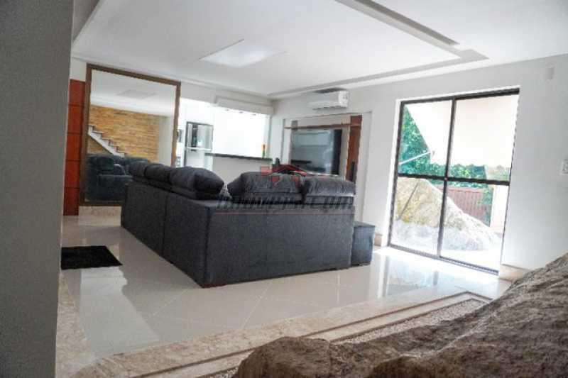 4 - Casa em Condomínio 4 quartos à venda Barra da Tijuca, BAIRROS DE ATUAÇÃO ,Rio de Janeiro - R$ 1.800.000 - PECN40141 - 5