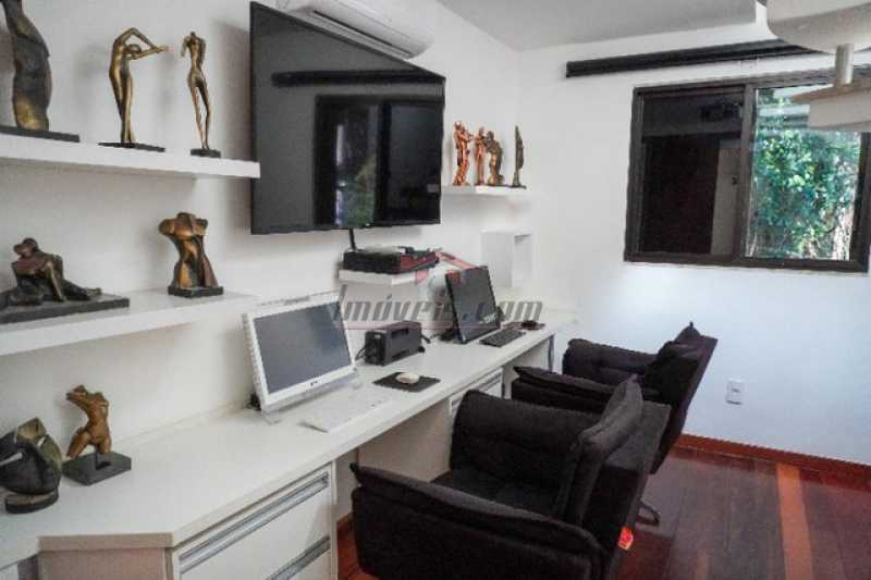 7 - Casa em Condomínio 4 quartos à venda Barra da Tijuca, BAIRROS DE ATUAÇÃO ,Rio de Janeiro - R$ 1.800.000 - PECN40141 - 8