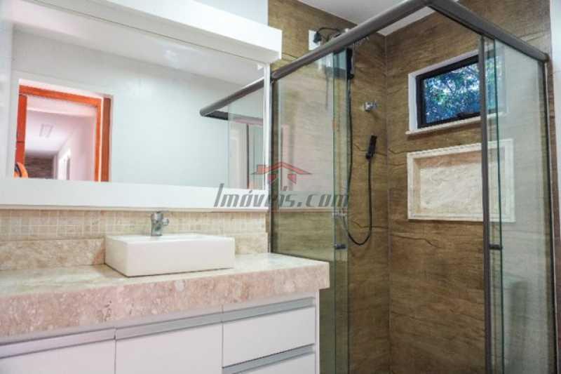 13 - Casa em Condomínio 4 quartos à venda Barra da Tijuca, BAIRROS DE ATUAÇÃO ,Rio de Janeiro - R$ 1.800.000 - PECN40141 - 13
