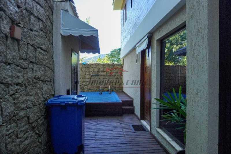 19 - Casa em Condomínio 4 quartos à venda Barra da Tijuca, BAIRROS DE ATUAÇÃO ,Rio de Janeiro - R$ 1.800.000 - PECN40141 - 19