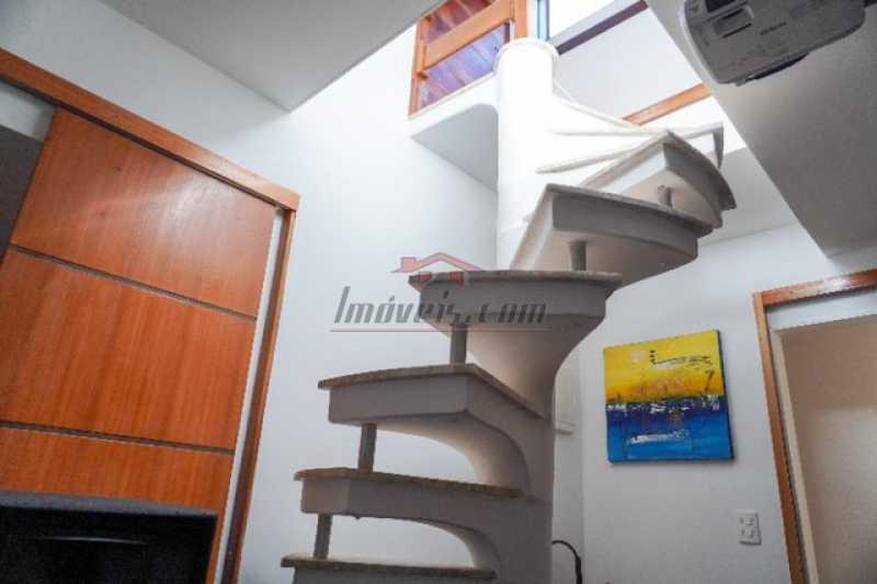 20 - Casa em Condomínio 4 quartos à venda Barra da Tijuca, BAIRROS DE ATUAÇÃO ,Rio de Janeiro - R$ 1.800.000 - PECN40141 - 20