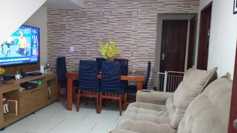 1efb1b53-b154-44bb-8abf-a8efb4 - Ótima casa de vila com 2 quartos - Curicica - PECV20090 - 5