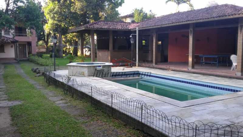 1 - Casa em Condomínio 3 quartos à venda Vargem Grande, Rio de Janeiro - R$ 1.580.000 - PECN30361 - 1