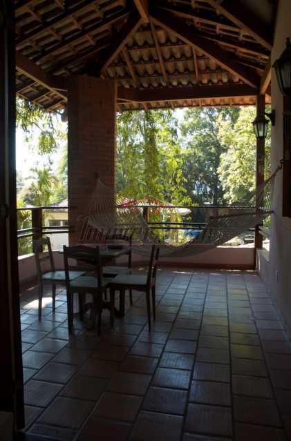 4 - Casa em Condomínio 3 quartos à venda Vargem Grande, Rio de Janeiro - R$ 1.580.000 - PECN30361 - 5