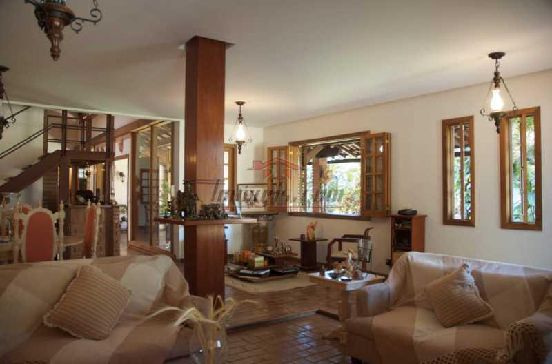 8 - Casa em Condomínio 3 quartos à venda Vargem Grande, Rio de Janeiro - R$ 1.580.000 - PECN30361 - 9