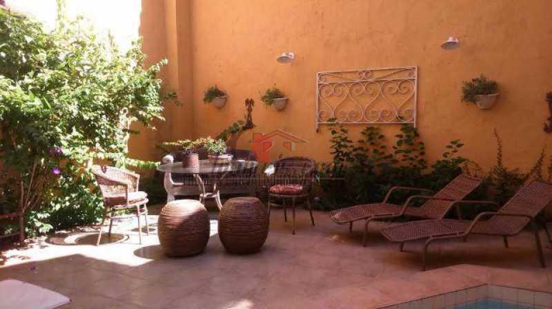 13 - Casa em Condomínio 4 quartos à venda Vargem Grande, Rio de Janeiro - R$ 650.000 - PECN40142 - 14