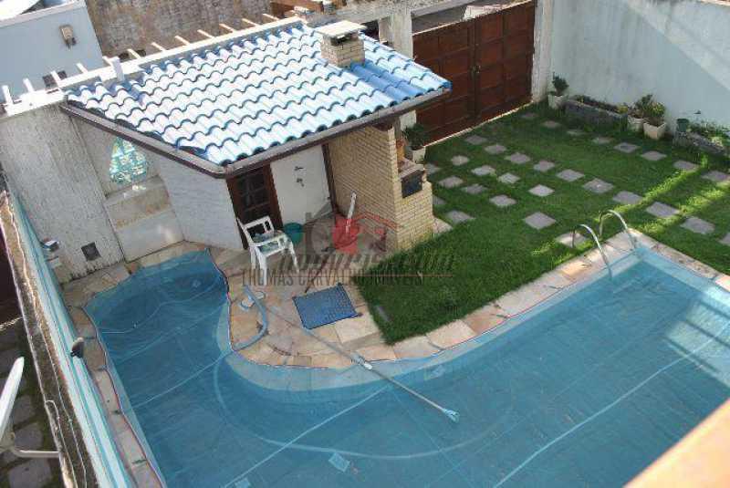 1 - Casa em Condomínio 4 quartos à venda Jacarepaguá, Rio de Janeiro - R$ 680.000 - PECN40143 - 1