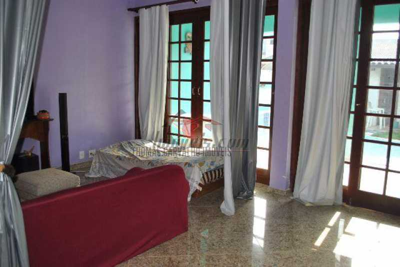15 - Casa em Condomínio 4 quartos à venda Jacarepaguá, Rio de Janeiro - R$ 680.000 - PECN40143 - 16