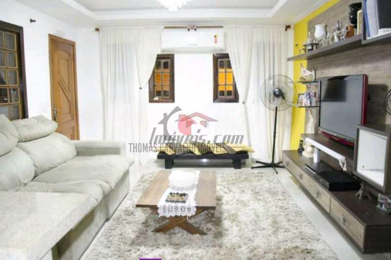 2 - Casa de Vila 3 quartos à venda Vila Valqueire, Rio de Janeiro - R$ 420.000 - PECV30049 - 3