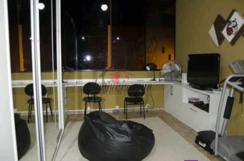 13 - Casa de Vila 3 quartos à venda Vila Valqueire, Rio de Janeiro - R$ 420.000 - PECV30049 - 14