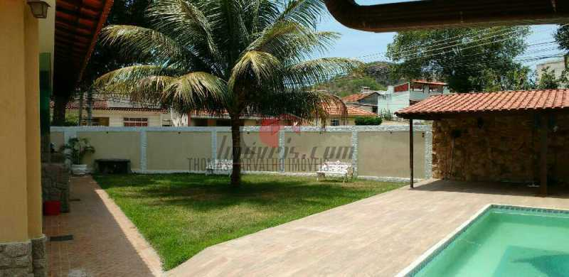 1 - Casa em Condomínio 3 quartos à venda Vila Valqueire, Rio de Janeiro - R$ 1.650.000 - PECN30363 - 1